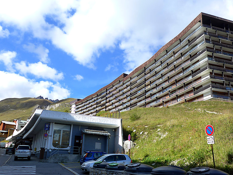 Photo of Le Bec Rouge in Tignes - France