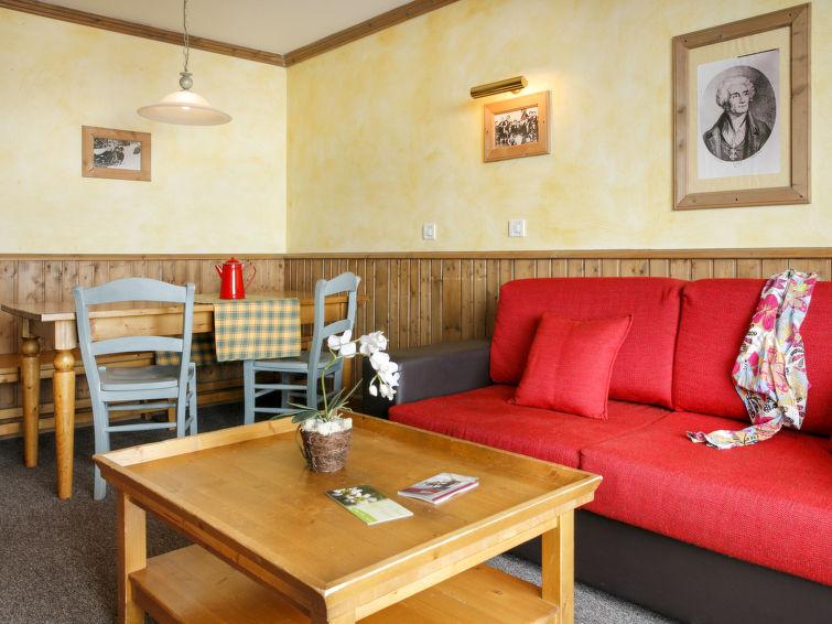 Village Montana (TIG135) Villa in Tignes