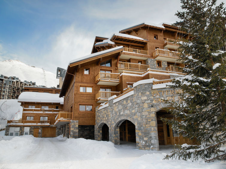 Ferienwohnung La Ferme du Val Claret (TIG253)