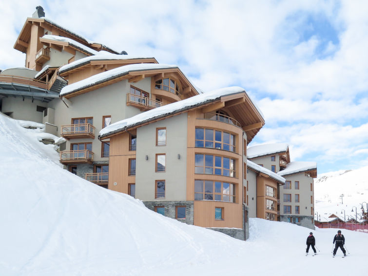 Le Taos (TIG501) Apartment in Tignes