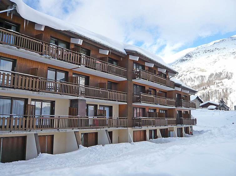 Photo of Les Olympiques in Tignes - France