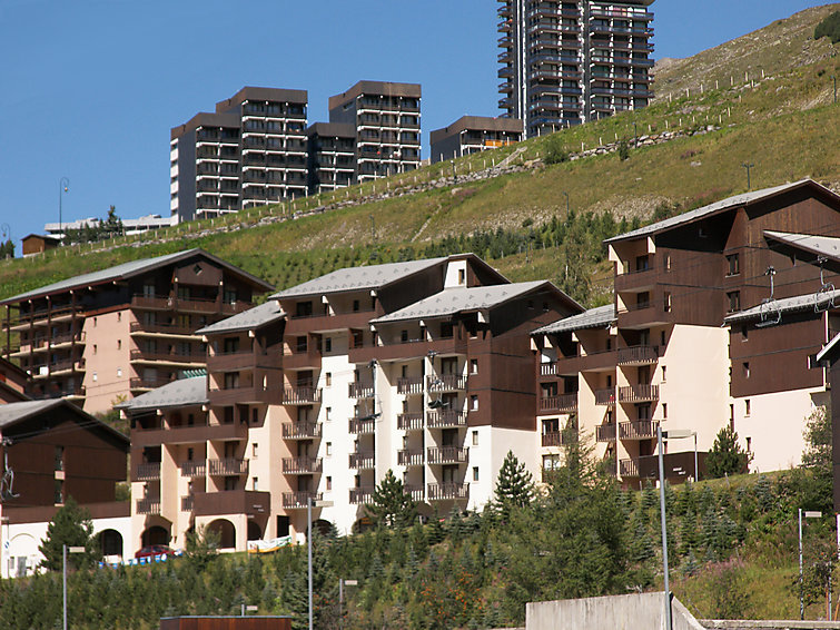 L'Argousier Apartment in Les Menuires