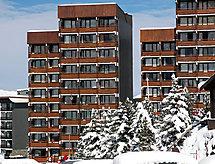 Les Menuires - Lägenheter Les Burons
