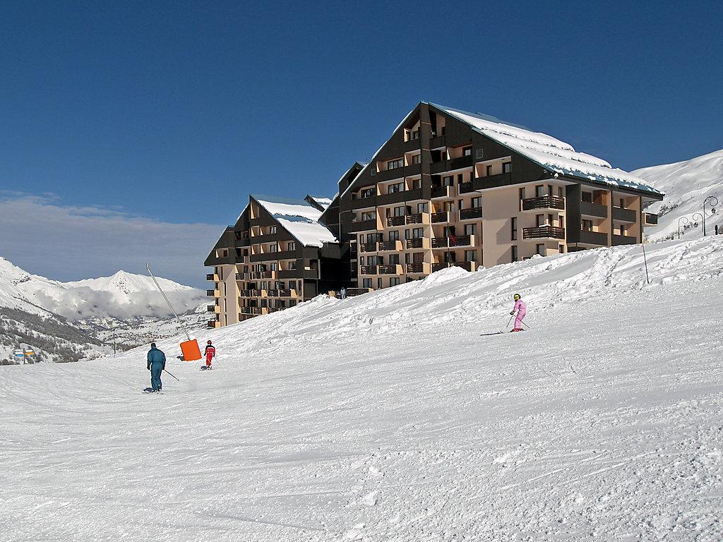 Ferienwohnung Le Sarvan