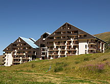 Les Menuires - Apartment Le Sarvan