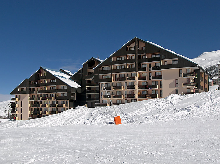 Апартаменты Le Sarvan