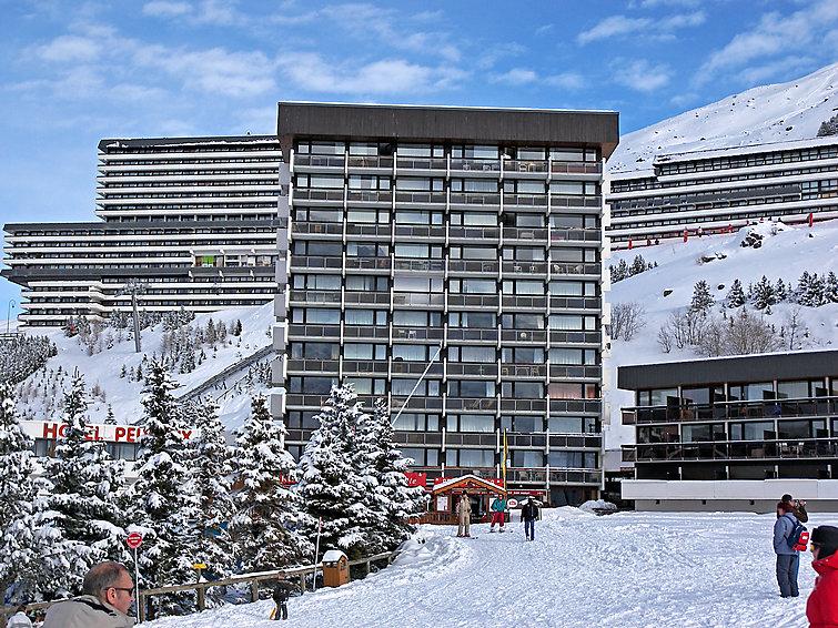 Pelvoux Apartment in Les Menuires