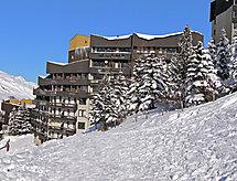 Francie, Savojsko - Horní Savojsko, Les Menuires