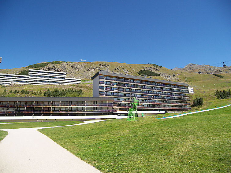 Photo of Aravis in Les Menuires - France
