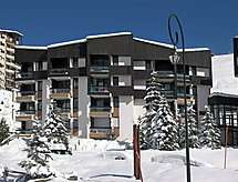 Les Menuires - Apartamentos Les Mélèzes