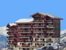 Les Menuires - Apartamenty Balcons D'Olympie