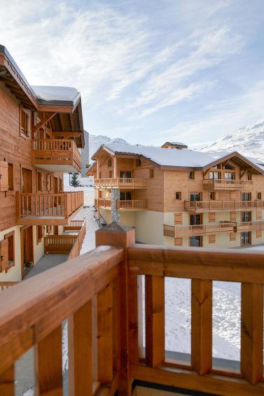Les Clarines (MEN174) Apartment in Les Menuires
