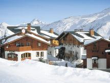 Les Menuires - Vacation House Les Montagnettes (MEN601)