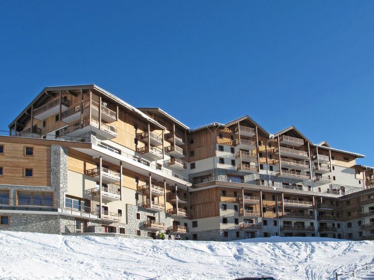 Le Coeur des Loges (MEN652) Apartment in Les Menuires
