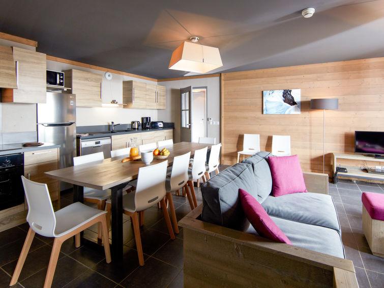 CGH Rés&SpaLes Chalets du Soleil(MEN759) - Apartment - Les Menuires