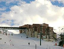 Les Menuires - Apartamenty Ski Soleil