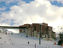 Les Menuires - Apartment Ski Soleil