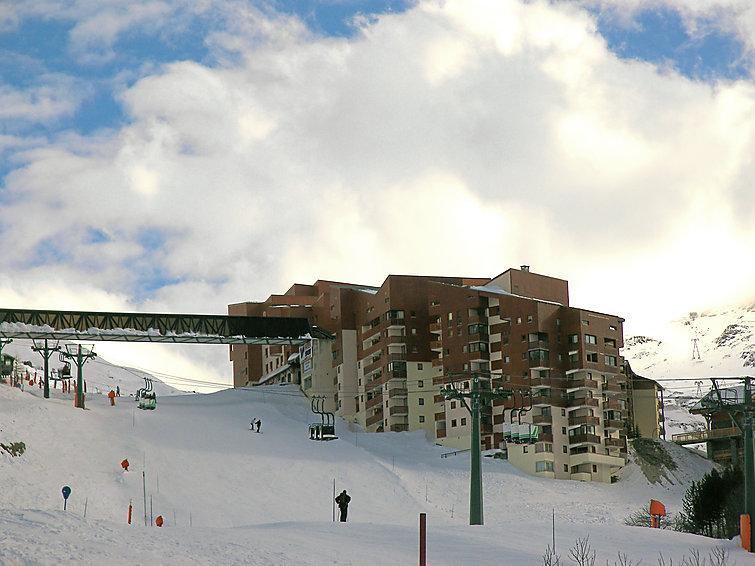 Ski Soleil - Apartment - Les Menuires