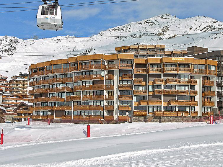 Le Roc de Peclet B-19 - Apartment - Val Thorens