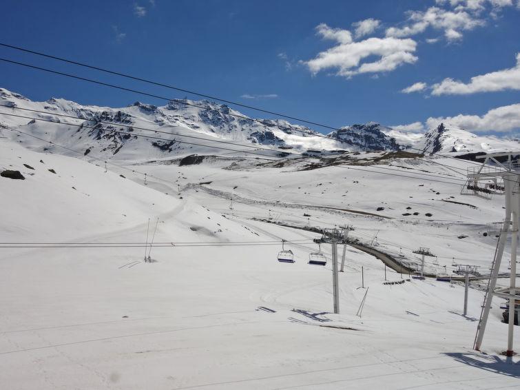 Photo of Le Roc de Peclet in Val Thorens - France