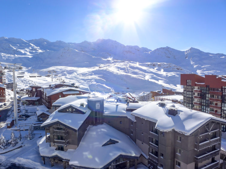 Photo of Le Lac du Lou in Val Thorens