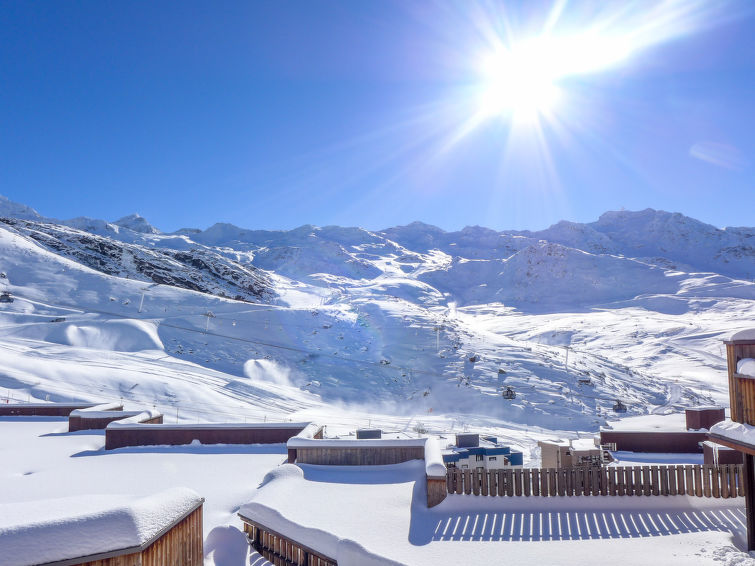 Photo of Le Sérac in Val Thorens - France