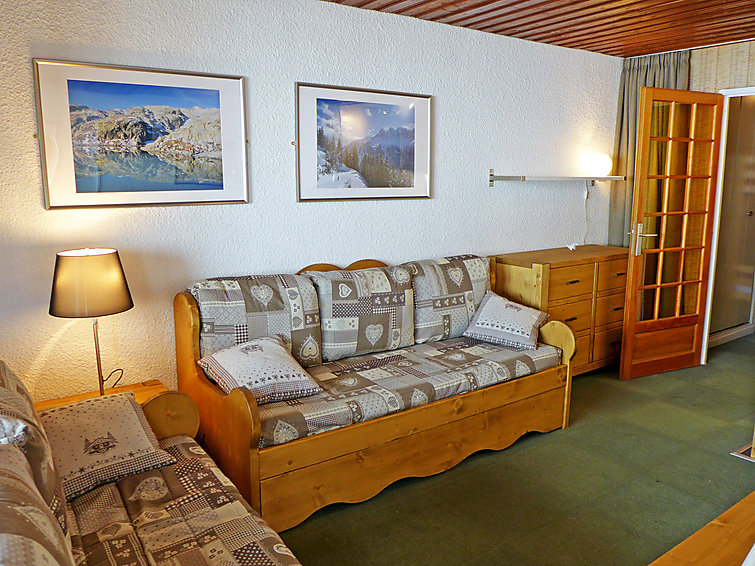Le Sérac Accommodation in Val Thorens