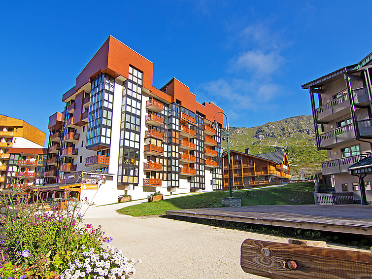 Good Apartment Eskival, Val Thorens, Summer