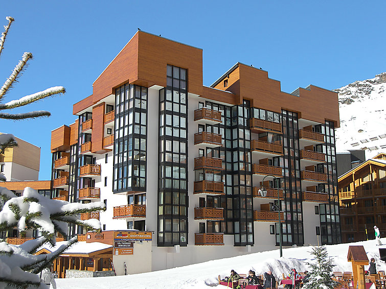 Eskival - Apartment - Val Thorens
