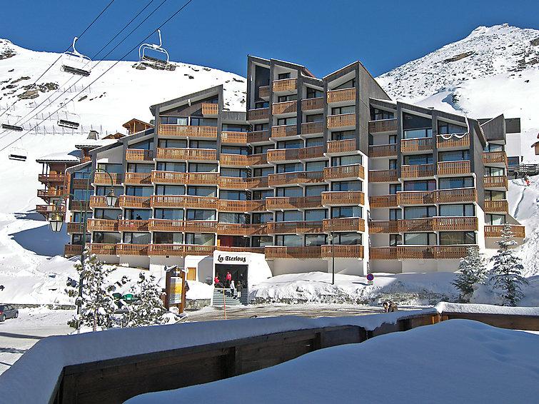 Les Eterlous - Apartment - Val Thorens