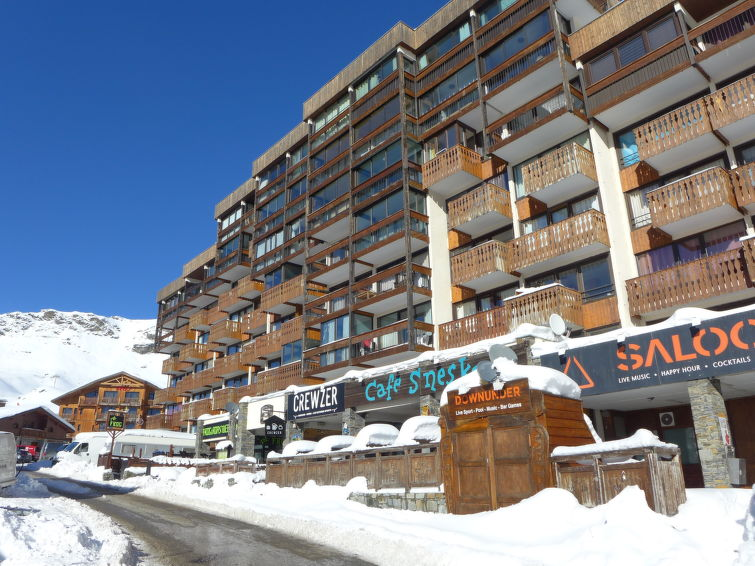 Neves Apartment in Val Thorens