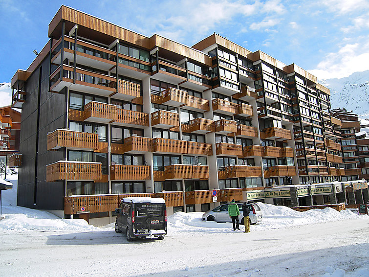 Les Névés - Apartment - Val Thorens