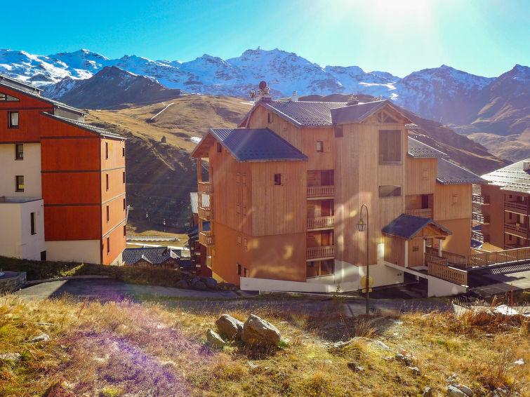 Photo of Les Cimes de Caron in Val Thorens