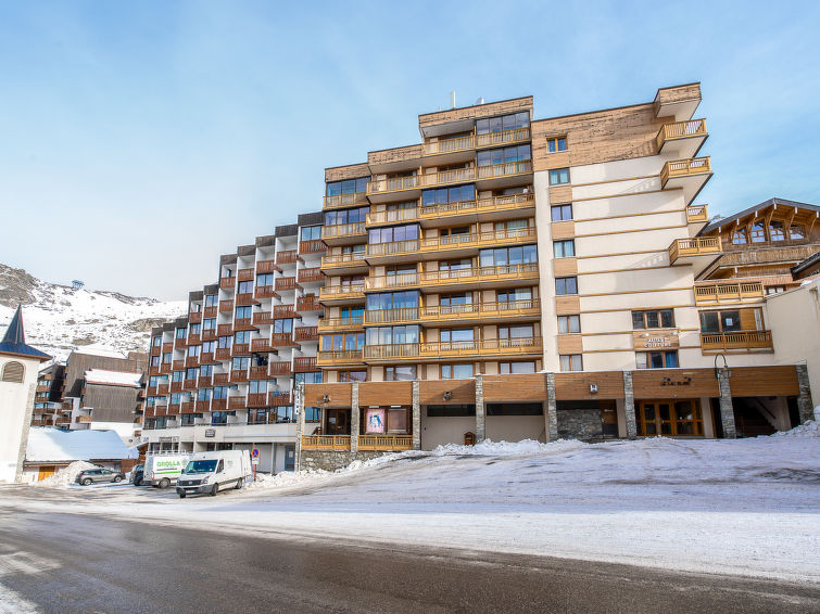 Le Lac Blanc Apartment in Val Thorens