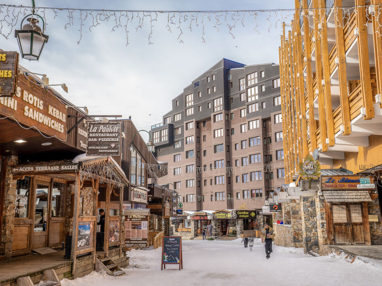 Arcelle Apartment in Val Thorens