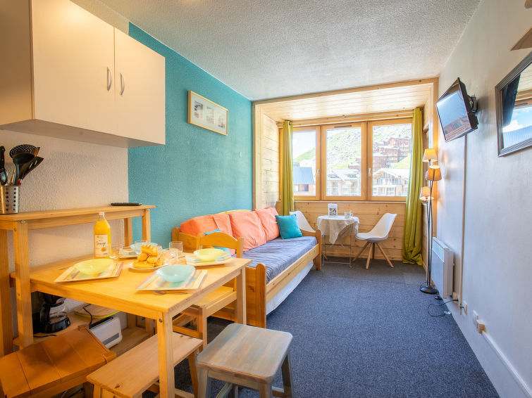 Arcelle Accommodation in Val Thorens