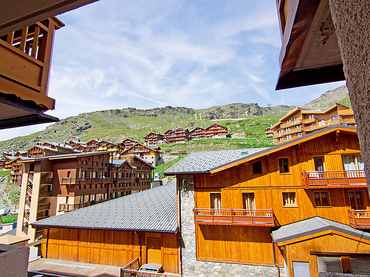 Photo of La Vanoise in Val Thorens - France