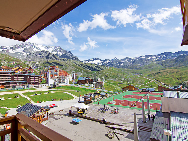 Photo of La Vanoise in Val Thorens - France