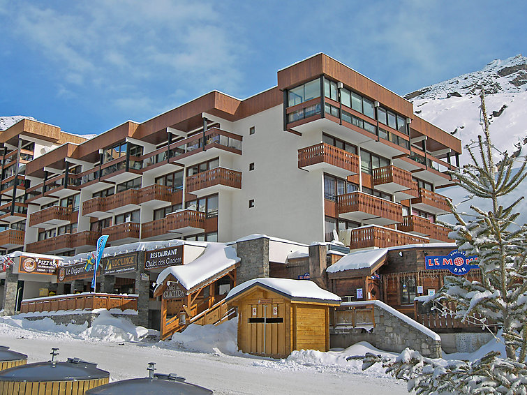 Perfect ... Picture 12 Exterior   Apartment Les Glaciers, Val Thorens