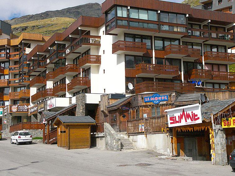 Les Glaciers - Slide 6
