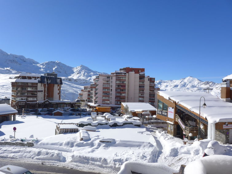 Photo of Les Glaciers in Val Thorens - France