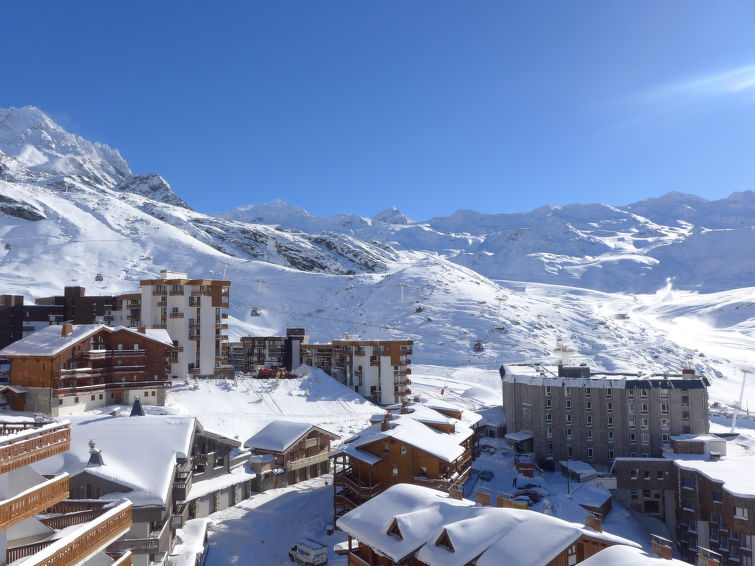 Photo of Les Trois Vallées in Val Thorens - France