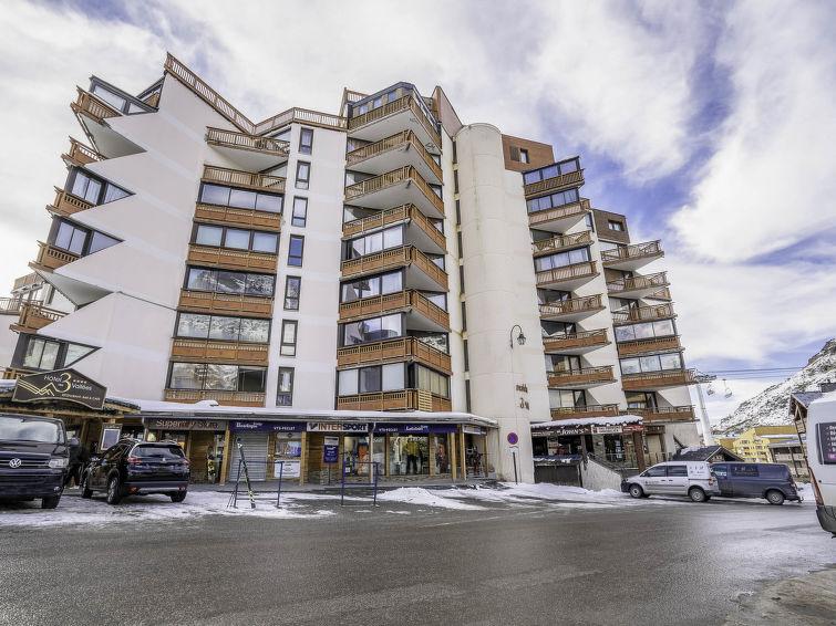 Hotel Les Trois Vallees - Chalet - Val Thorens