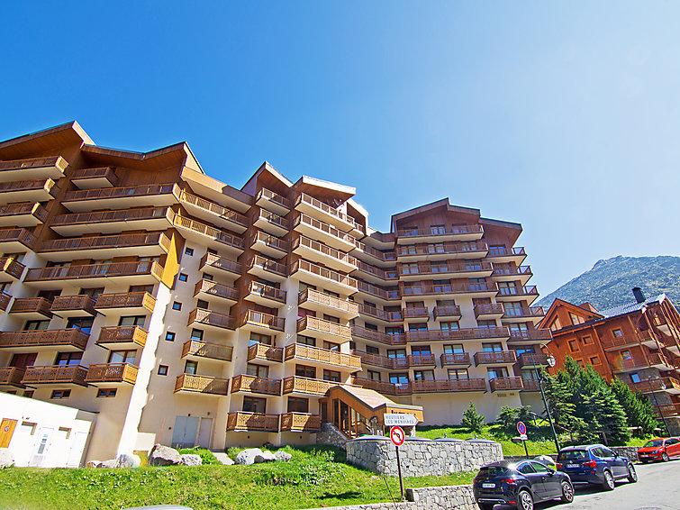 Photo of La Roche Blanche in Val Thorens - France
