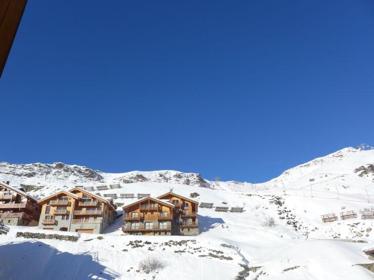 Photo of La Roche Blanche in Val Thorens