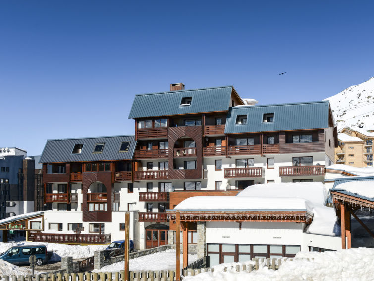 Le Valset (VTH123) Apartment in Val Thorens