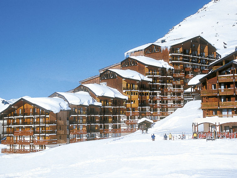 Le Cheval Blanc (VTH203) Apartment in Val Thorens