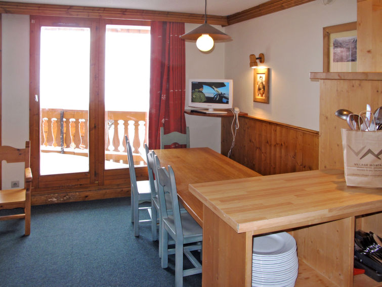 Le Cheval Blanc (VTH204) Apartment in Val Thorens