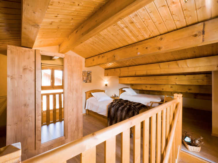 Montagnettes Lombarde (VTH300) Holiday resort in Val Thorens