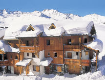 Val Thorens - Vacation House Les Montagnettes Lombarde (VTH301)